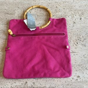 OLD NAVY CONVERTIBLE PINK CLUTCH